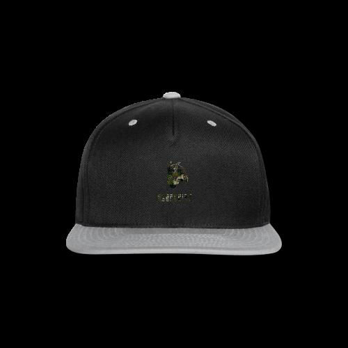 camo_exec - Snap-back Baseball Cap