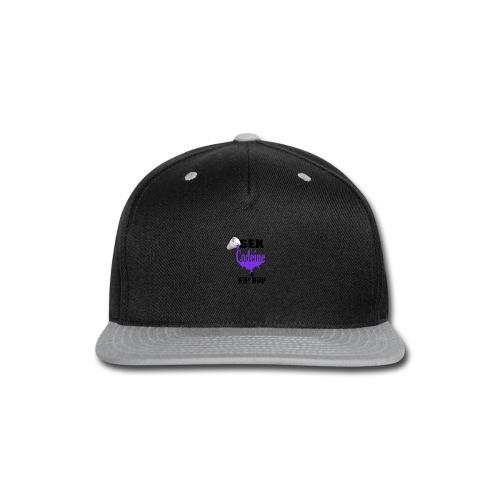sex codeine hip hop - Snap-back Baseball Cap