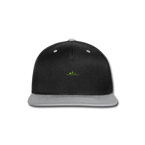 s2xhVMY8PaaLeumG5b1004f4580a2 - Snap-back Baseball Cap