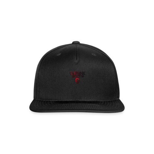Hairline Bandit Fade - Snap-back Baseball Cap