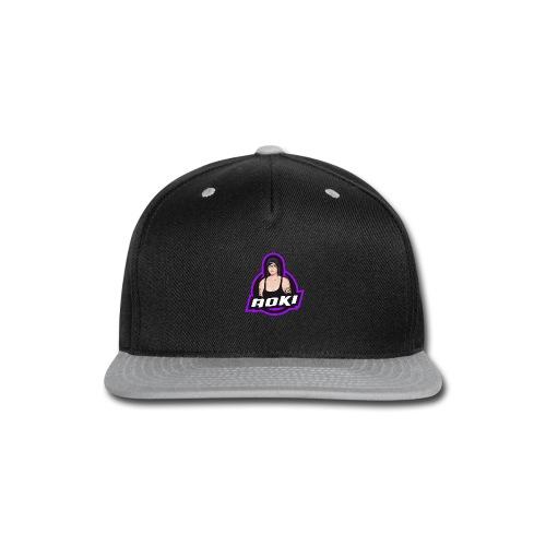 Aoki - Snap-back Baseball Cap