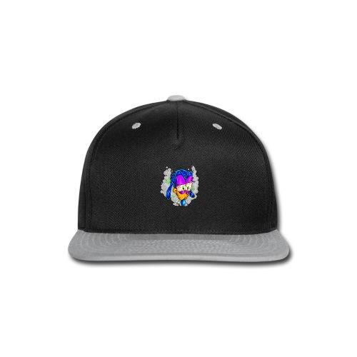 chronic_dog - Snap-back Baseball Cap