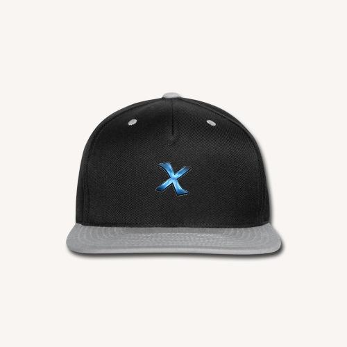Predrax Ninja X Exclusive Premium Water Bottle - Snap-back Baseball Cap
