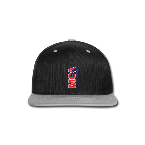 MCA Logo Iphone png - Snap-back Baseball Cap