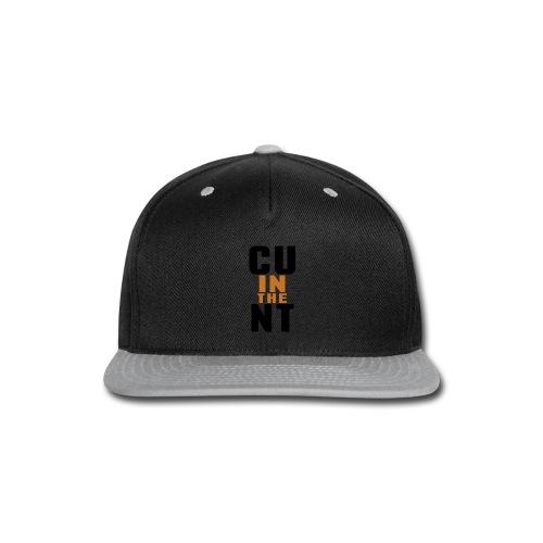CU in the NT - Snap-back Baseball Cap