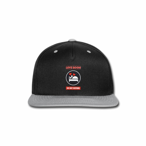 Love Room - Snap-back Baseball Cap