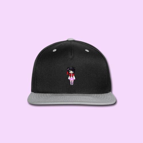 Chibi Wolfie - Snap-back Baseball Cap