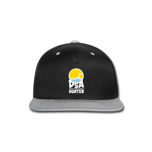 Disabled Surfers Association Hunter - Light Logo - Snap-back Baseball Cap