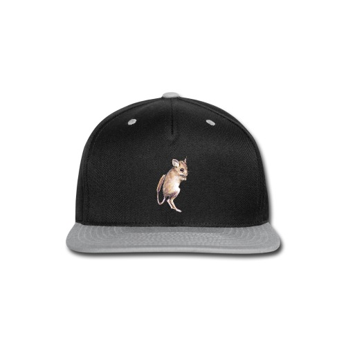 hopping mouse - Snap-back Baseball Cap