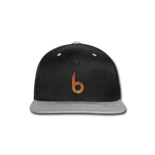 BossUp101 Icon - Snap-back Baseball Cap