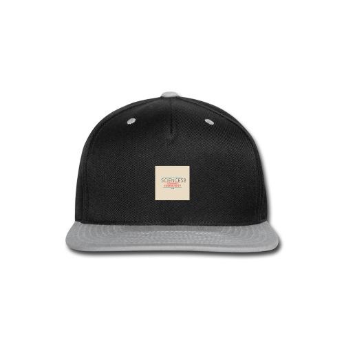 Science58 - Snap-back Baseball Cap