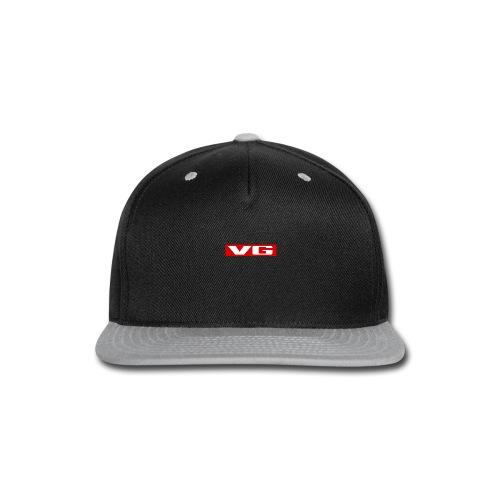 VG - Snap-back Baseball Cap