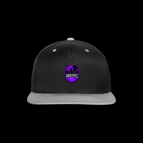 TOS Logo - Snap-back Baseball Cap