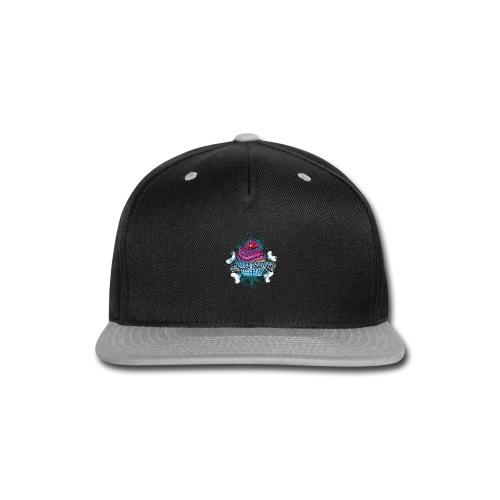 Cupcake - Sweeter than Life - Snap-back Baseball Cap