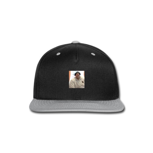 Screen Shot 2017 03 23 at 2 08 45 pm - Snap-back Baseball Cap