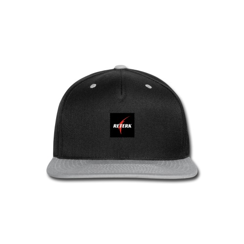 The Standard Logo Merch - Snap-back Baseball Cap