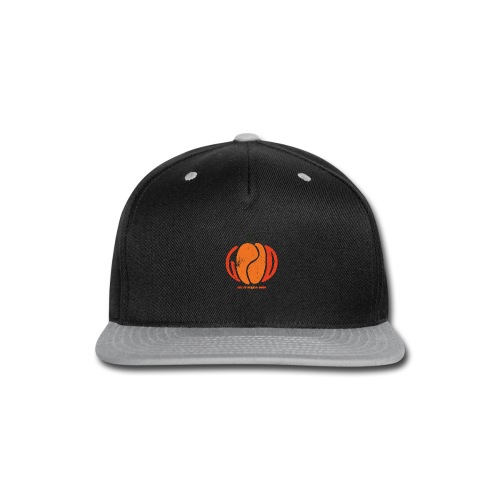 Life Is Really Good Pumpkin - Snap-back Baseball Cap