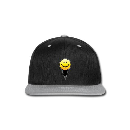 chicksdigitlogoclrs - Snap-back Baseball Cap