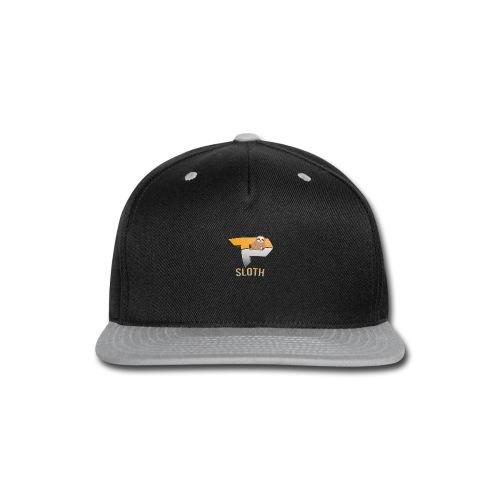 Stay Slothinq - Snap-back Baseball Cap
