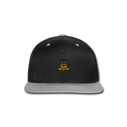 tankamania logo - Snap-back Baseball Cap