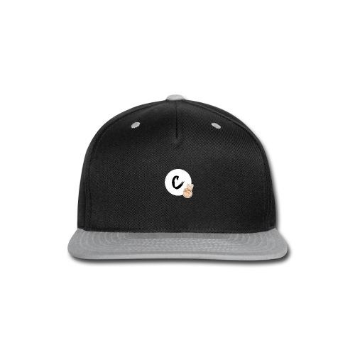 The Daily - Snap-back Baseball Cap
