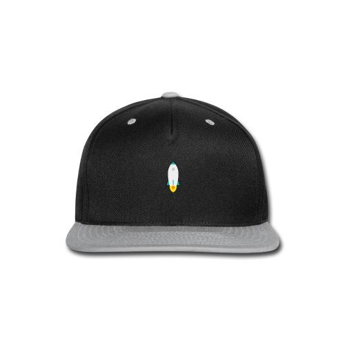 rocket Shirt - Snap-back Baseball Cap
