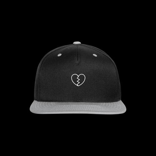 Broken - Snap-back Baseball Cap