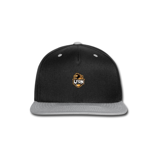 Lyon Gaminglogo square - Snap-back Baseball Cap