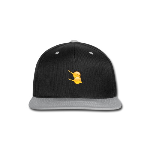Dab Face Meme - Snap-back Baseball Cap