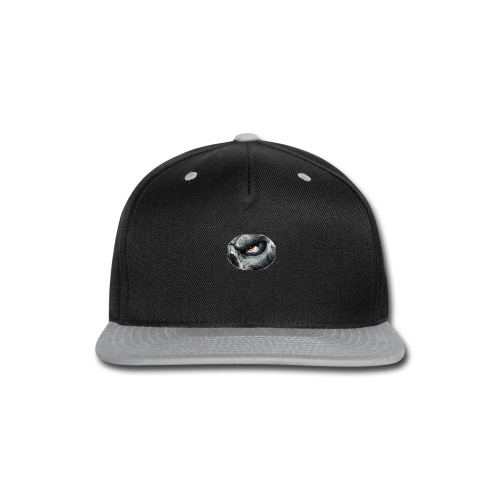 Shirt Logo - Snap-back Baseball Cap