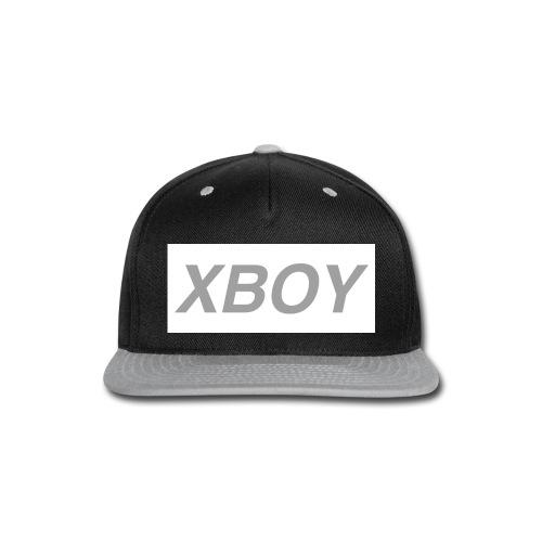 Xboys Merchandise - Snap-back Baseball Cap