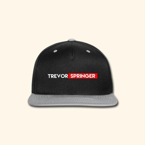 Trevor Springer (YOUTUBE EDITION) - Snap-back Baseball Cap