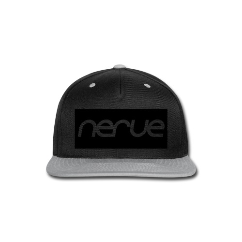 Nerve Word Apparel - Snap-back Baseball Cap