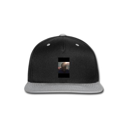 Ma my music album cover 12/3 - Snap-back Baseball Cap