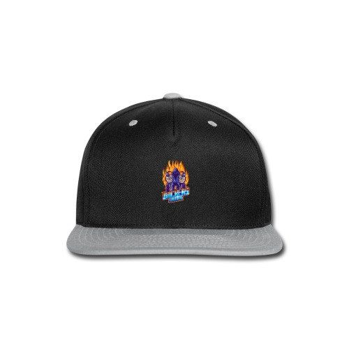Hoodies - Snap-back Baseball Cap