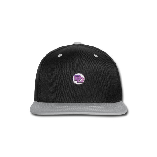 DerpDagg Logo - Snap-back Baseball Cap