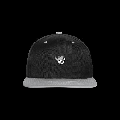Tyrant black logo - Snap-back Baseball Cap