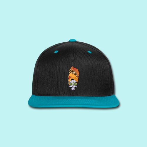 ERYKAH BADU SKULLY - Snap-back Baseball Cap