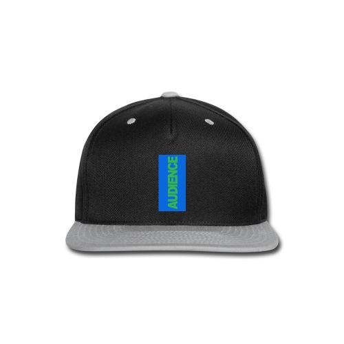 audiencegreen5 - Snap-back Baseball Cap