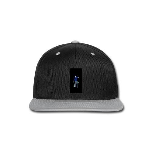 stuff i5 - Snap-back Baseball Cap