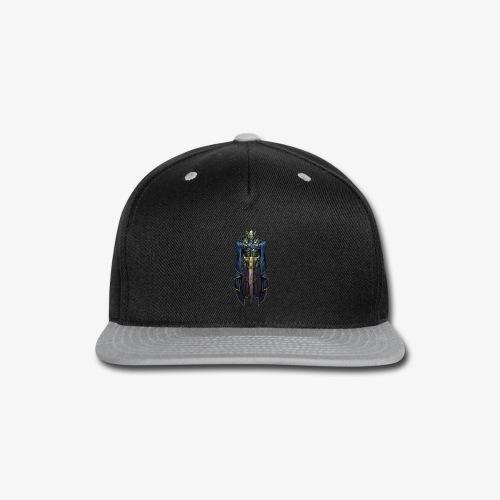 Titanium Templar Knight Logo - Snap-back Baseball Cap