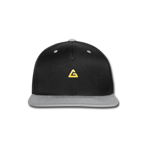 Gabetron T-Shirt - Snap-back Baseball Cap