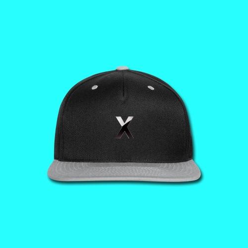 XumzyLOGO - Snap-back Baseball Cap