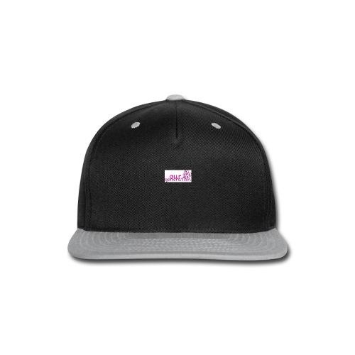 OG shirt #1 - Snap-back Baseball Cap