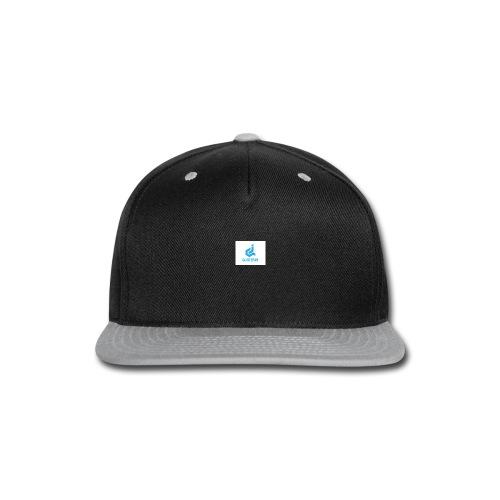 dj sterny logo - Snap-back Baseball Cap