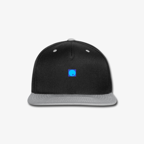 BLUE - Snap-back Baseball Cap