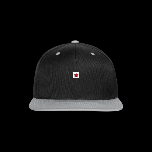 temper - Snap-back Baseball Cap