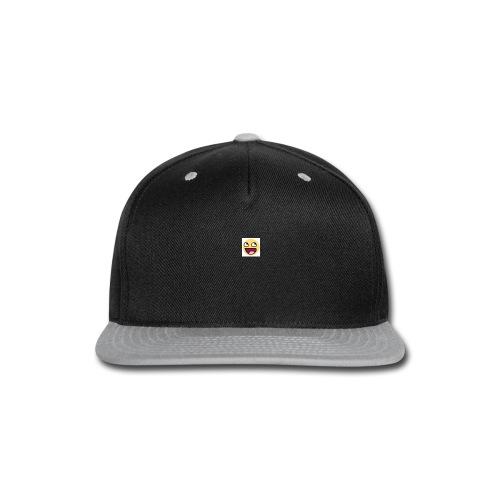 LOGIC Bitz Smily - Snap-back Baseball Cap