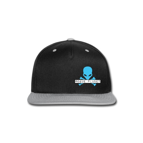 Rogue Planet Alien Skull - Snap-back Baseball Cap