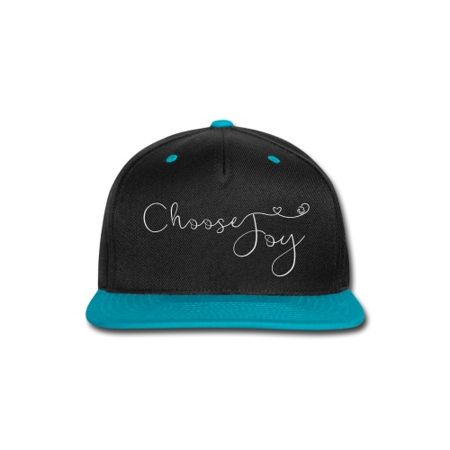 Choose Joy - Snap-back Baseball Cap